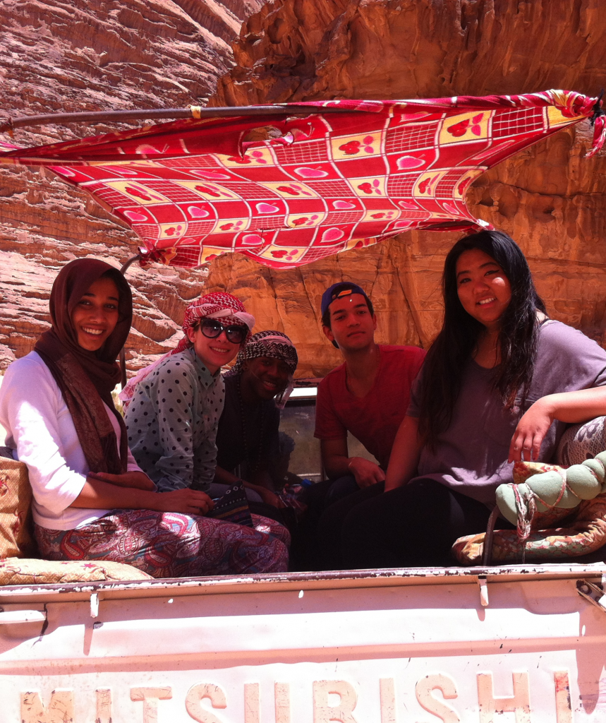 A trip is complete with interaction with locals in the Bedouin camp, and plenty of sweet tea.