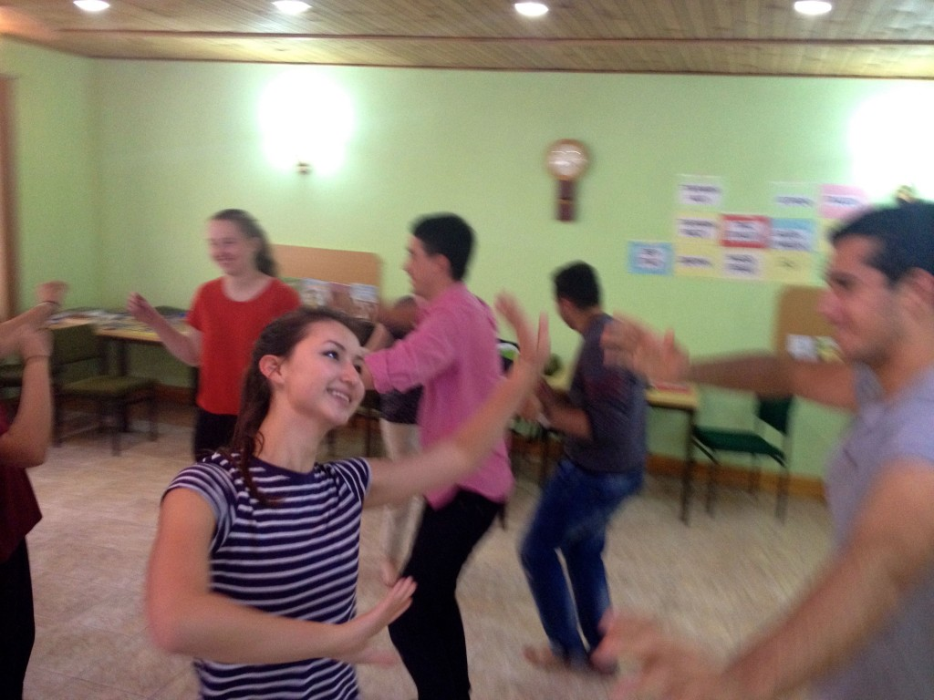 Tajiki Dance Lessons