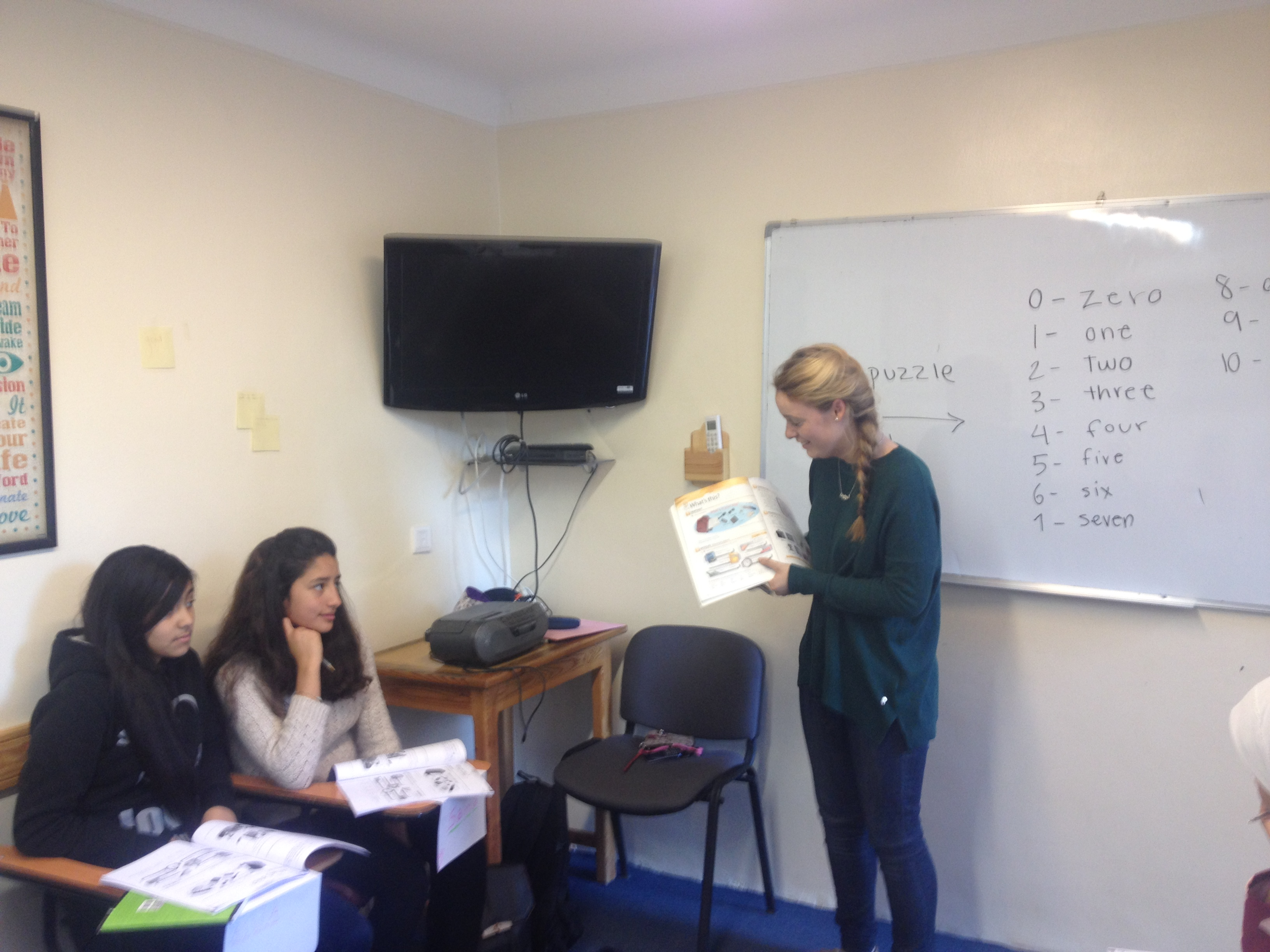 Teaching English and Learning Arabic – NSLI For Youth