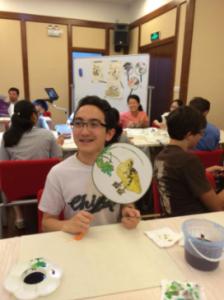 NSLI-Y Chinese summer alum Seth.