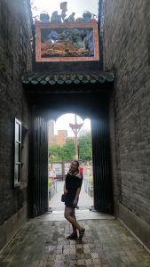Lexi in China