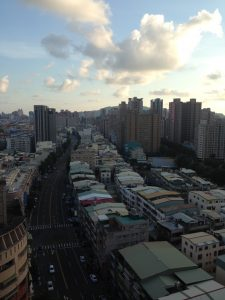 City View in Taiwan